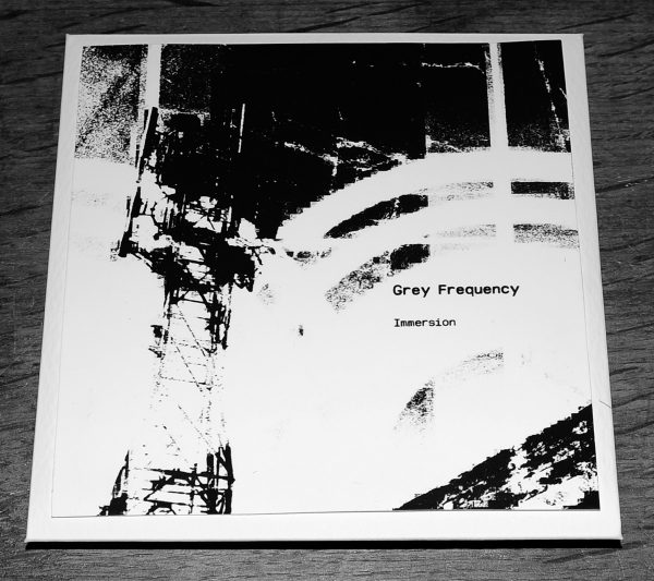 Grey Frequency-Dawn Edition-front cover-A Year In The Country