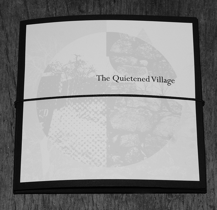 The Quietened Village-Duskfall Edition-front-A Year In The Country