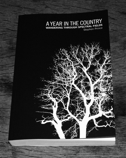 A Year In The Country-Wandering Through Spectral Fields-book-Stephen Prince-cover