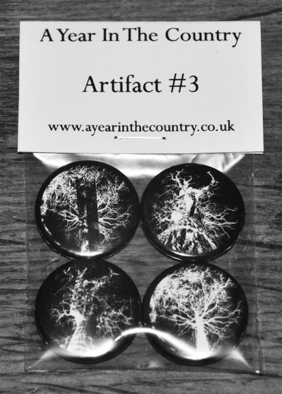 Artifact #3/52-Portals and Portholes-A Year In The Country