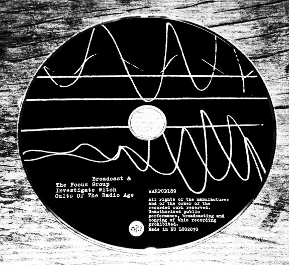 Broadcast and the Focus Group Investigate Witch Cults of the Radio Age CD-A Year In The Country