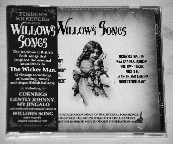 Day 16-Willows Songs-Songs That Inspired The Wicker Man-Finders Keepers Records-A Year In The Country