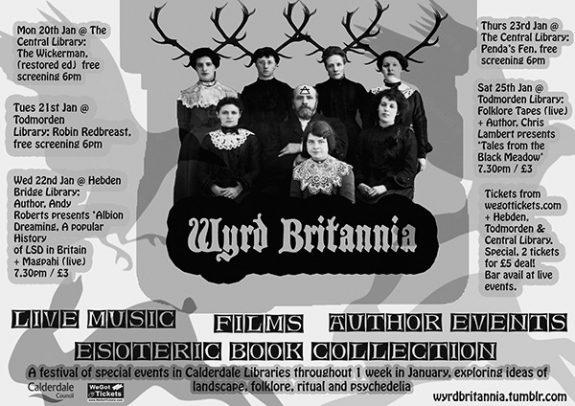 Wyrd Britannia Festival-A Year In The Country