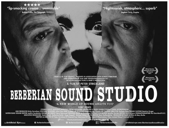 The Berberian Sound Studio-Julian House-A Year In The Country