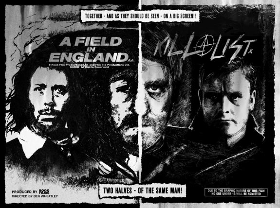 A field in england-kill list-double bill poster-twins of evil-a year in the country