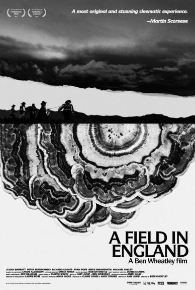Field-In-England-Poster-Jay Shaw-A Year In The Country