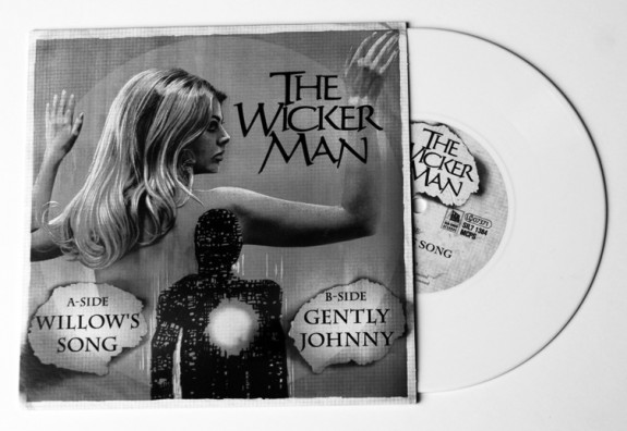 The Wickerman Willows Songs Gently Johnny 7 vinyl Record Store Day-Silva Screen International-A Year In The Country 2