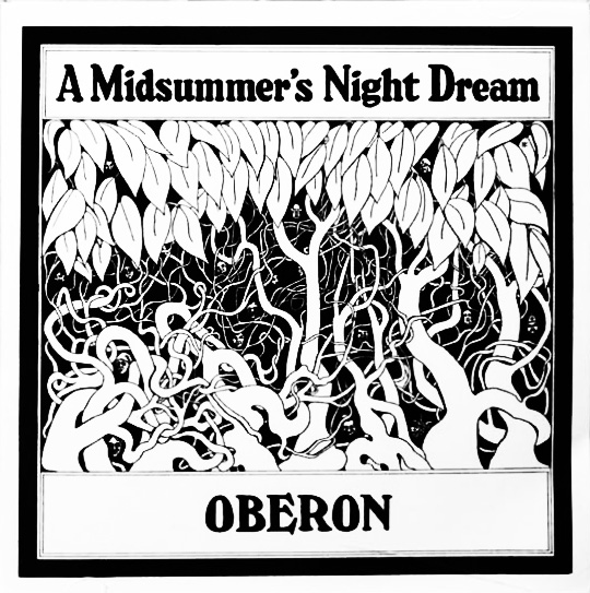 Oberon-A Midsummers Night Dream-folk-private press-A Year In The Country