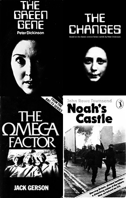 The-Green-Gene-250-The Changes-Noahs Castle-The Omega Factor-Peter-Dickinson-A-Year-In-The-Country