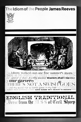 The Idiom Of The People-James Reeves-folk-folklore-A Year In The Country
