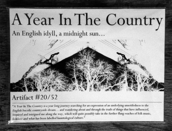 Artifact 20-in pack-A Year In The Country