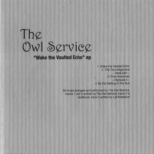 The Owl Service-Wake The Vaulted Echo-Hobby Horse-Fine Horseman-A Year In The Country