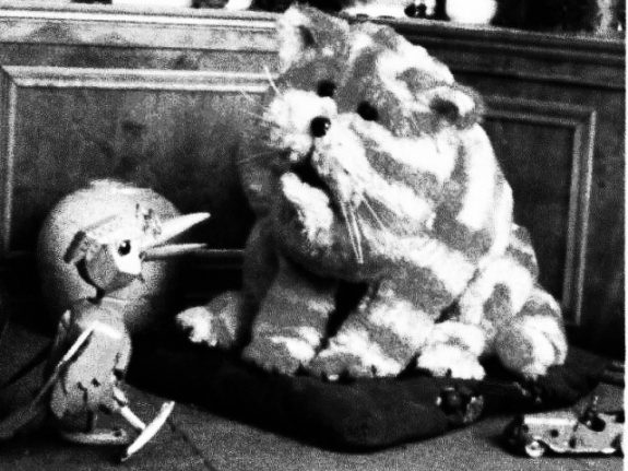 Bagpuss-Small Films-Oliver Postgate-BBC-A Year In The Country