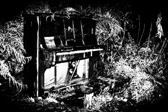 Hand of Stabs-Piano In The Woods-A Year In The Country