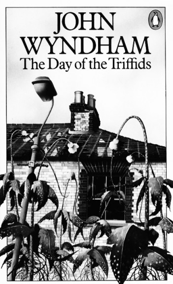 John Wyndham-The Day Of The Triffids-book cover-A Year In The Country