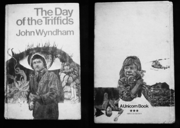 John Wyndham-The Day Of The Triffids-book cover-A Year In The Country 5