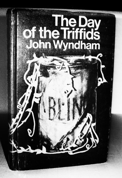John Wyndham-The Day Of The Triffids-book cover-A Year In The Country 6