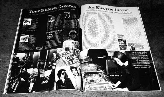 Shindig Magazine-Delia Derbyshire-BBC Radiophonic Workshop-Electric Storm-Hauntology-Suicide-Silver Apples-A Year In The Country