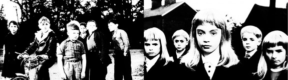 The Village Of The Damned-A Year In The Country-Midwich Cuckoos-John Wyndham-film adapation 5