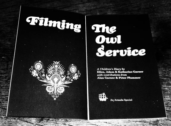 Filming The Owl Service-Alan Garner-Peter Plummer-A Year In The Country 8