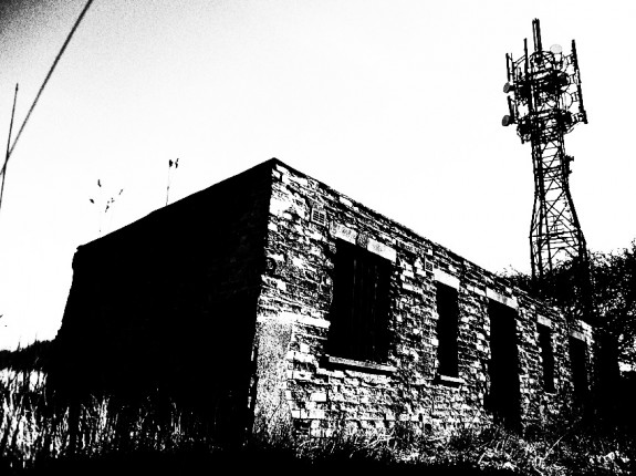 Grey Frequency-dark ambient-derelict building-A Year In The Country 3