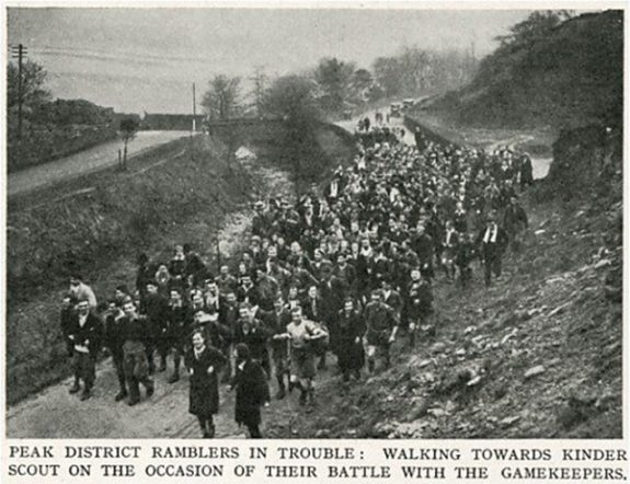 Ramblers in trouble-A Year In The Country