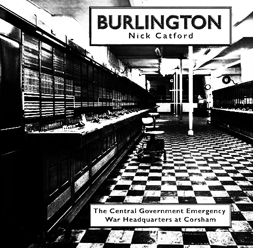 Burlington-Nick Catford-Subterranea Britannica-A Year In The Country