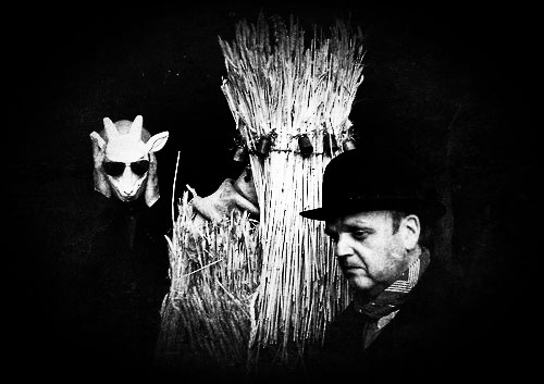 Straw Bear-By Our Selves-Andrew Kotting-Iain Sinclair-Toby Jones-Alan Moore-John Clare-A Year In The Country-3