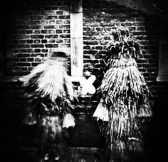Straw Bear-By Our Selves-Andrew Kotting-Iain Sinclair-Toby Jones-Alan Moore-John Clare-A Year In The Country-4
