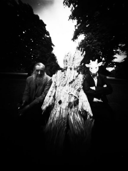 Straw Bear-By Our Selves-Andrew Kotting-Iain Sinclair-Toby Jones-Alan Moore-John Clare-A Year In The Country