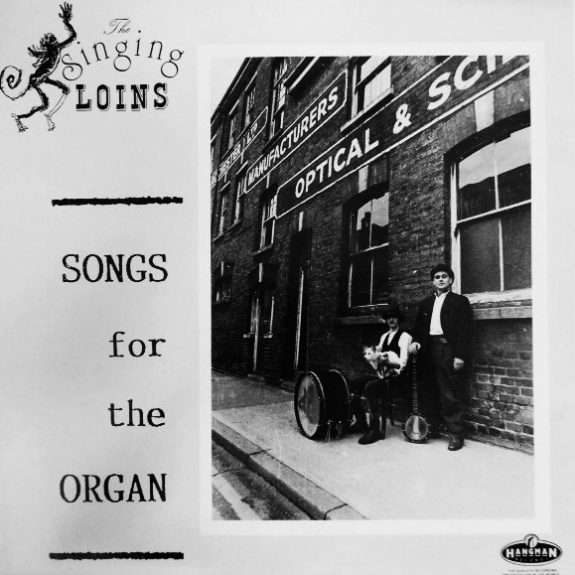 The Singing Loins-Songs For The Organ-A Year In The Country