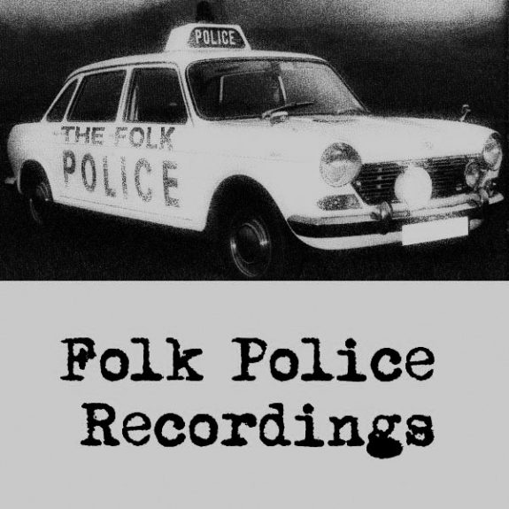 Folk Police Recordings logo-A Year In The Country