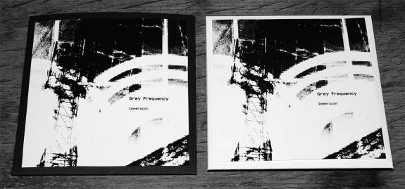 Grey Frequency-Dusk and Dawn Editions-front covers-A Year In The Country