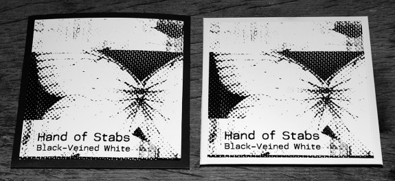 Hand of Stabs-Black-Veined White-Dusk and Dawn Editions-A Year In The Country