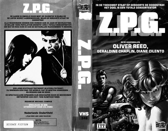 Z.P.G.-1972-Oliver Reed-Geraldine Chaplin-Diane Cilento-A Year In The Country-3