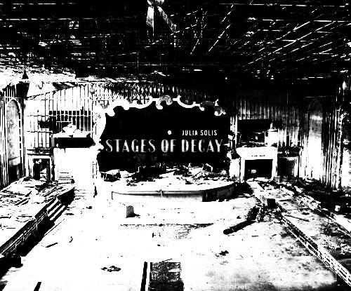Julia Solis-Stages Of Decay-A Year In The Country