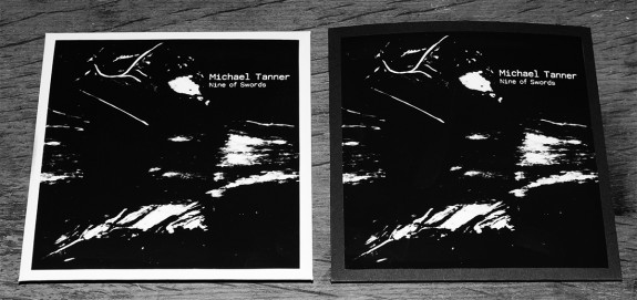 Michael Tanner-Nine Of Swords-front of Dusk and Dawn Editions-A Year In The Country