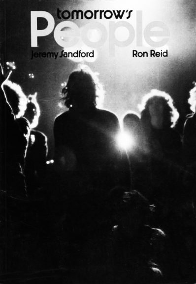 Tomorrows People-Jeremy Sandford-Ron Reid-1974-book-British festivals-A Year In The Country