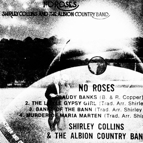 Shirley Collins-No Roses-A Year In The Country