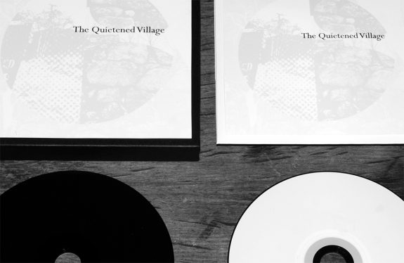 The Quietened Villiage-cover artwork-David Colohan-Howlround-Soulless Party-The Straw Bear Band-Polypores-Time Attendant-Cosmic Neighbourhoud-A Year In The Country copy
