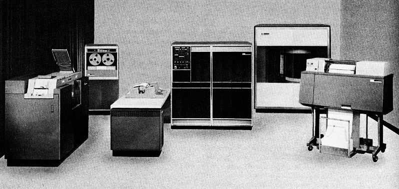 IBM 1401-A Users Manual-Jóhann Jóhannsson-A Year In The Country-1