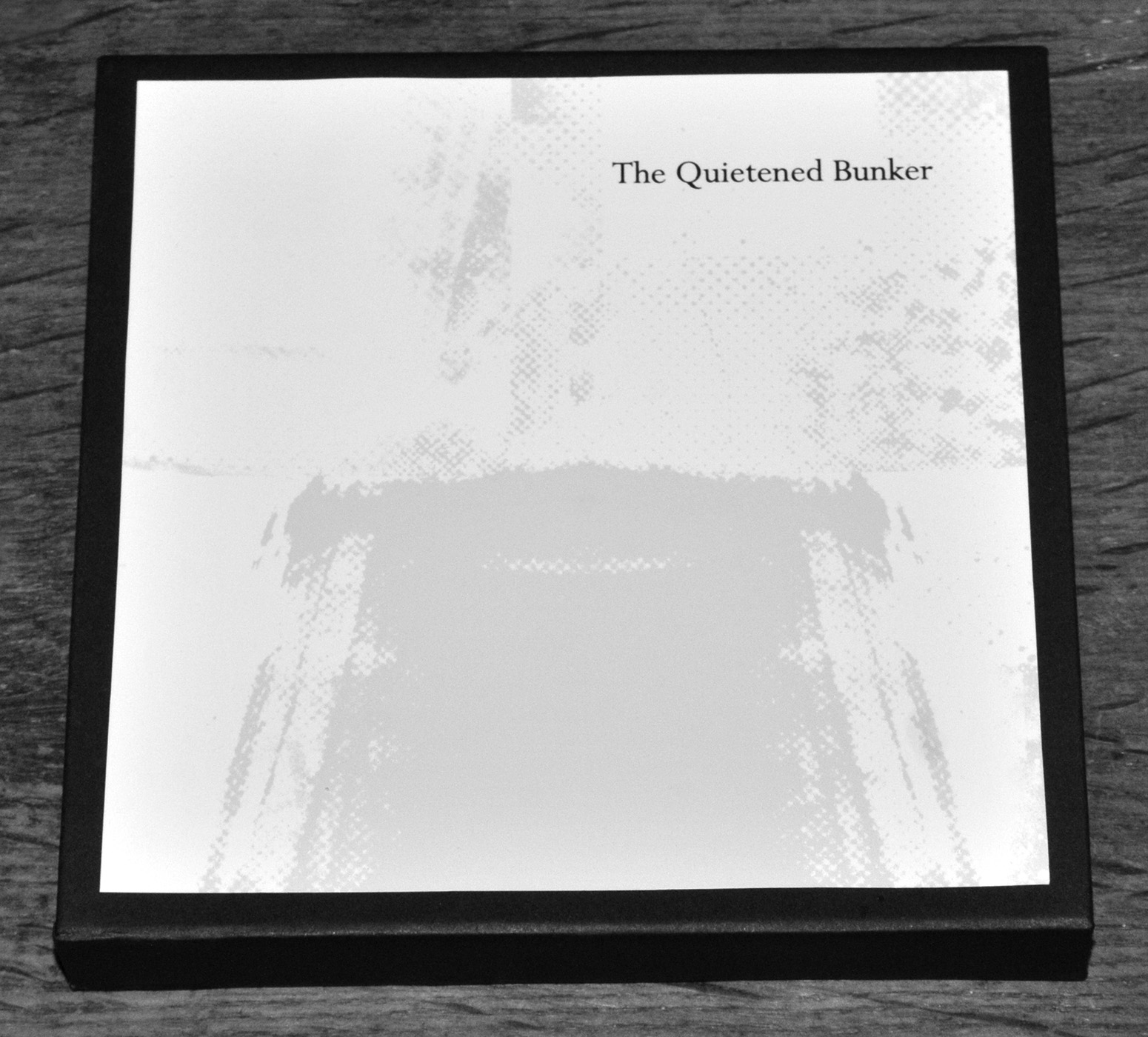 The Quietened Bunker-Night Edition-front-A Year In The Country