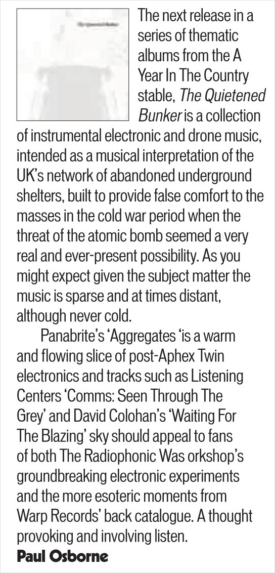 shindig-magazine-issue-59-quietened-bunker-review-page-91-stroke