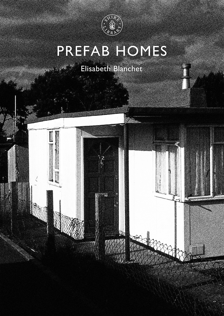 Prefab Homes-Elisabeth Blanchet-Shire books-A Year In The Country