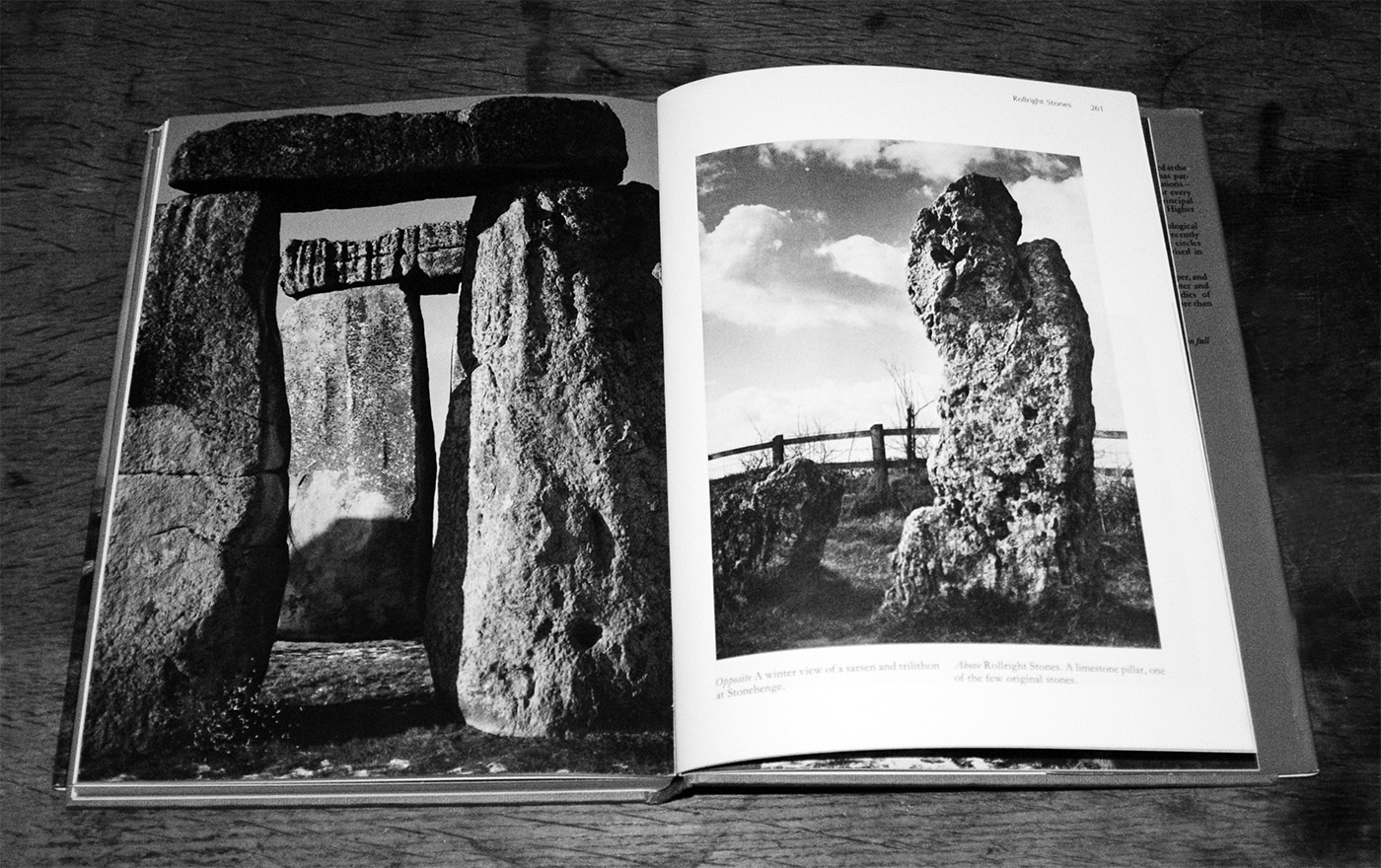 Rings Of Stone-Aubrey Burl-Edward Piper-stone circles-A Year In The Country-4