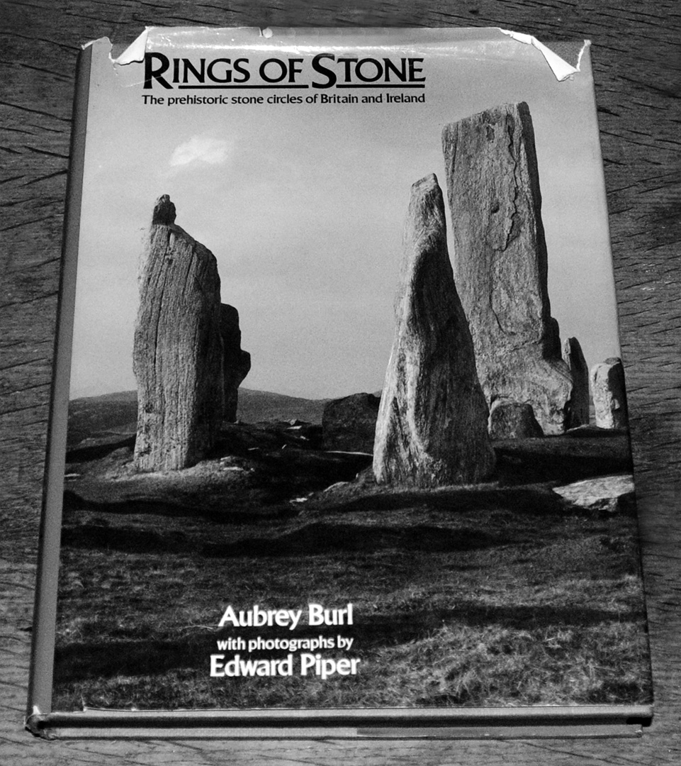 Rings Of Stone-Aubrey Burl-Edward Piper-stone circles-A Year In The Country