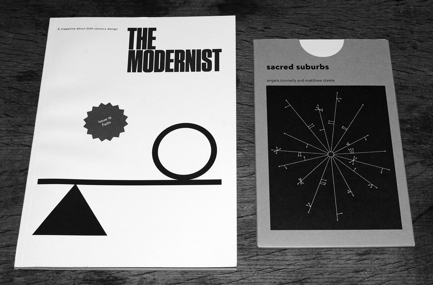 The Modernist-Faith Issue 19-Sacred Suburbs-A Year In The Country