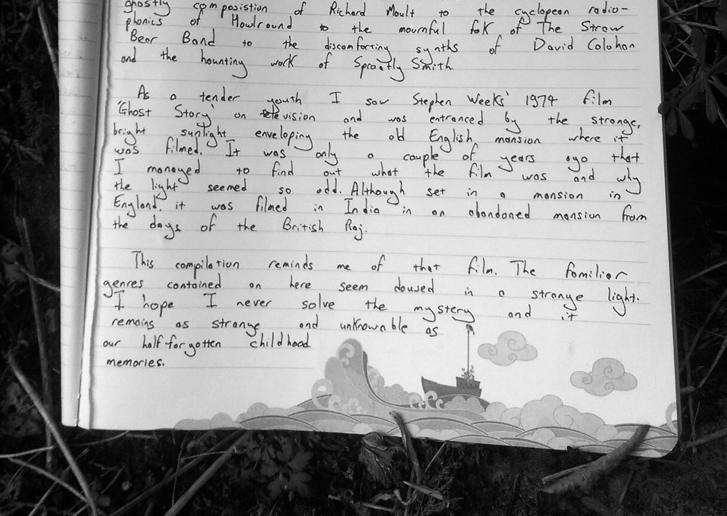 Was Ist Das handwritten review-The Quietened Village-A Year In The Country