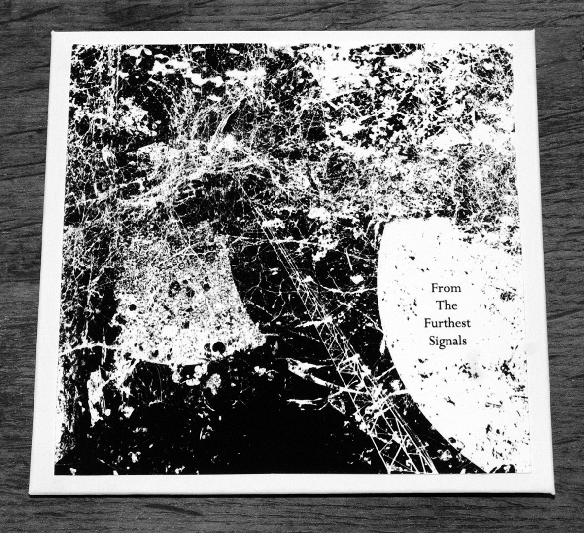 From The Furthest Signal-Dawn-front cover-A Year In The Country