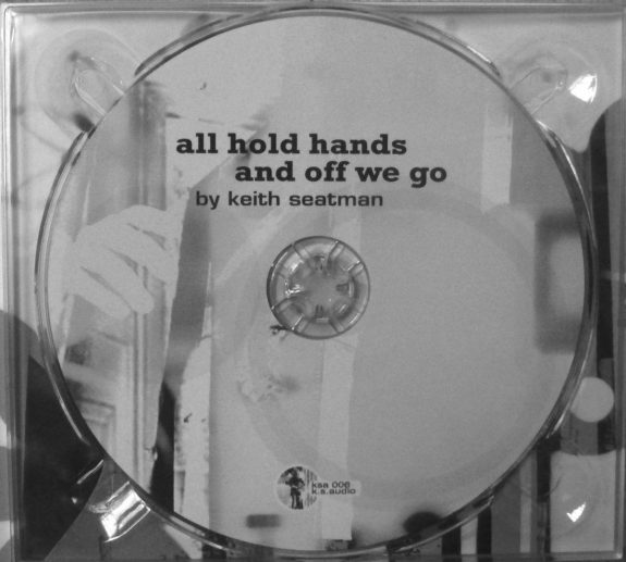 Keith Seatman-all hold hands and off we go